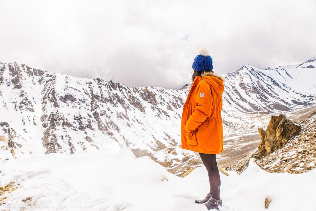Khardung la road trip ladakh