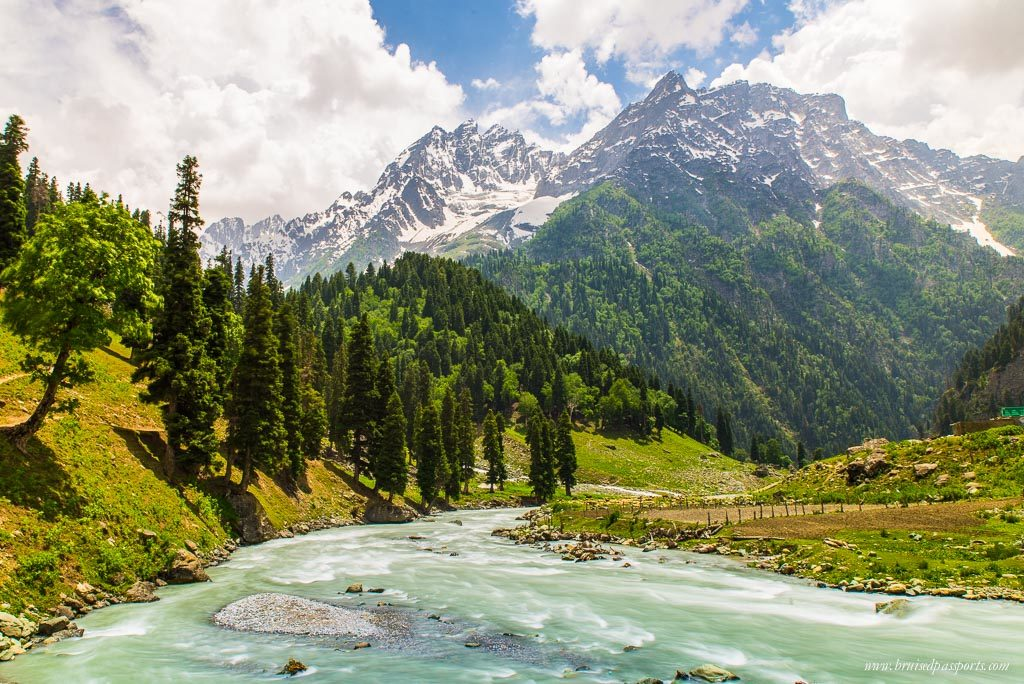 Sonmarg Kashmir India valley