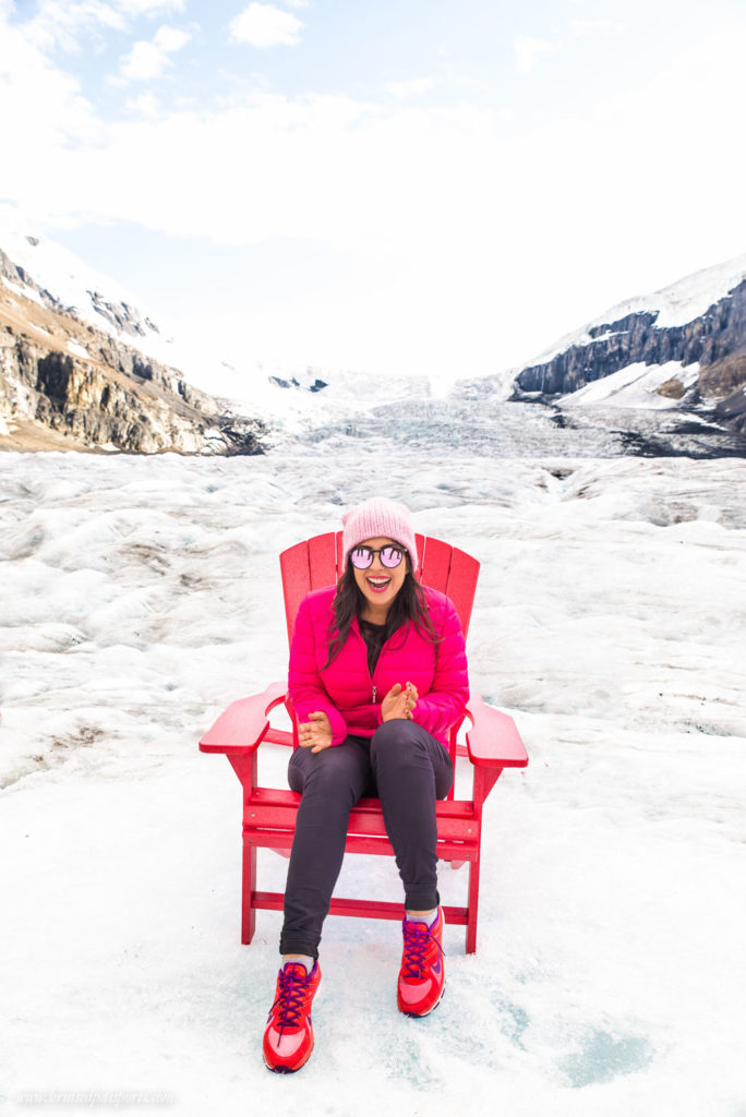 Athabasca Glacier adventure