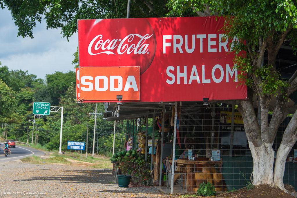soda costa rica local restaurant