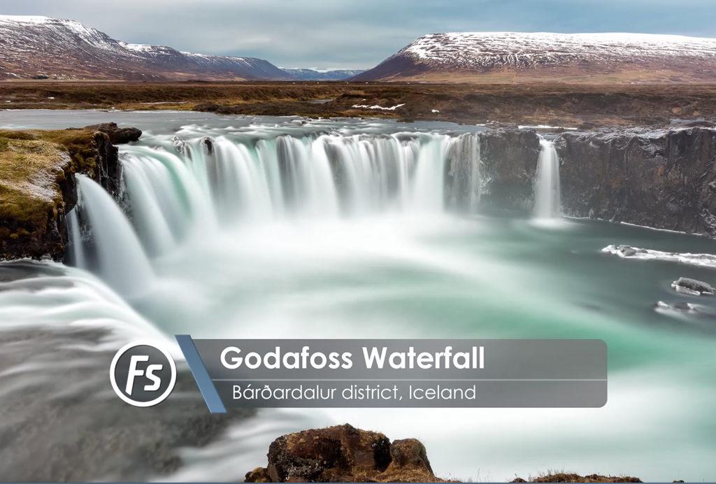 Elia Photography Course Godafoss Iceland