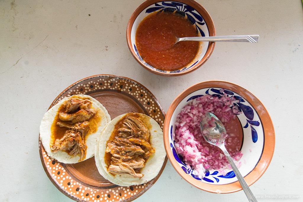 Cochinita Pibil Tulum Mexico