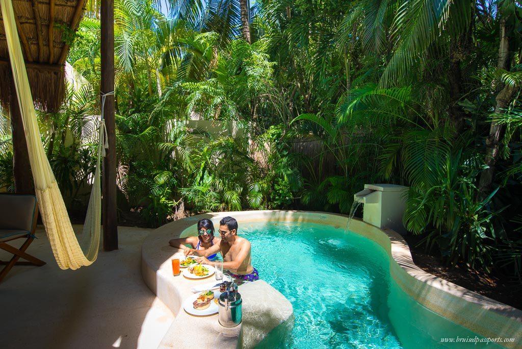 Villa life in Mexico :-)