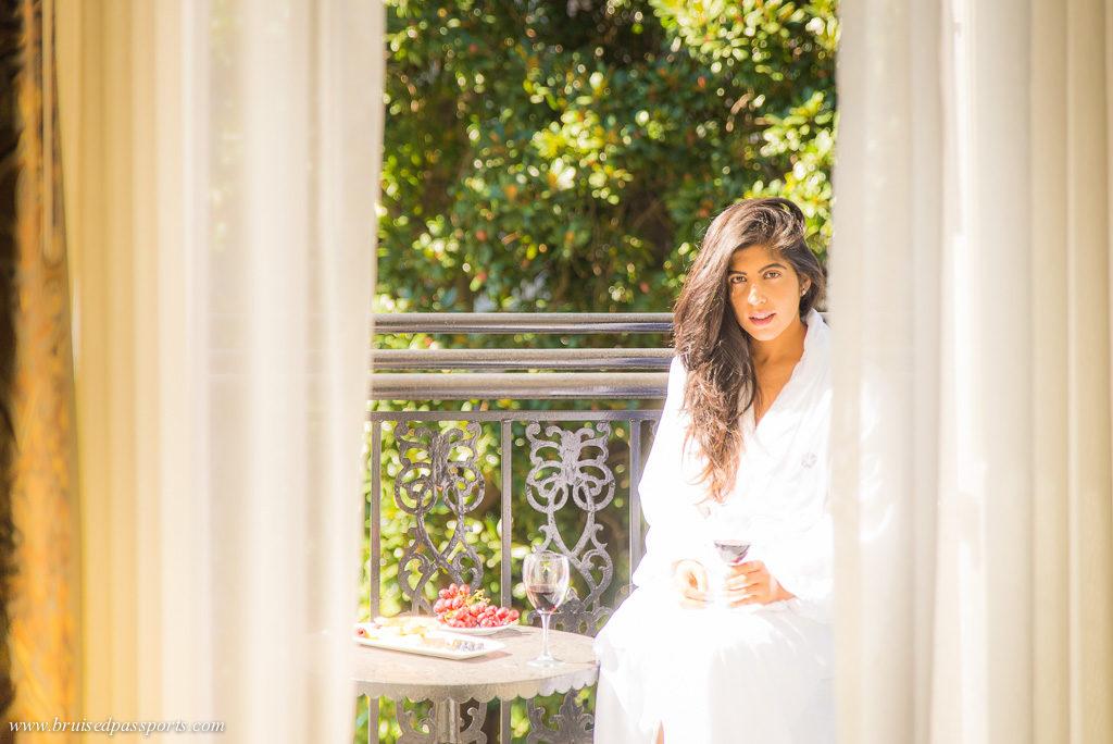 Omni royal orleans balcony
