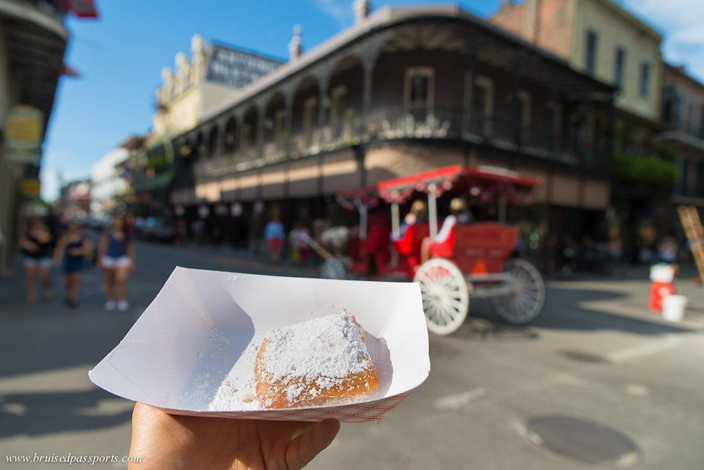 Beignet New Orleans