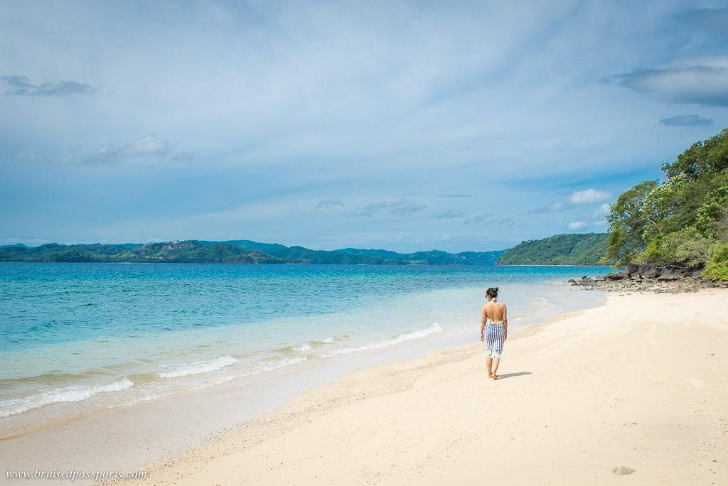 Private beach Andaz Papagayo Peninsula