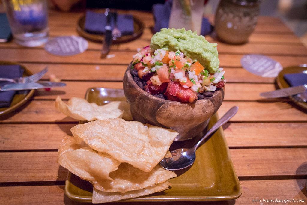 Chao Pescao tapas restaurant Andaz Papagayo Peninsula Costa Rica