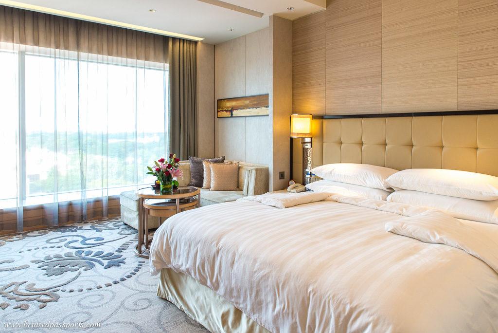 Shangri La Bengaluru Rooms