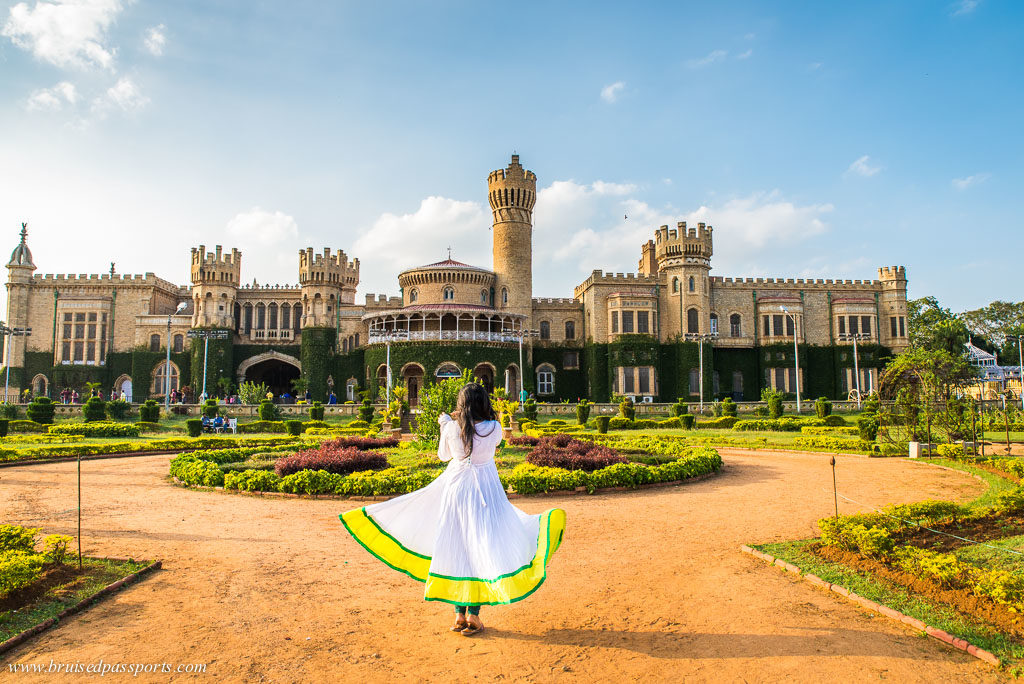Bangalore Palace near Shangri La Bengaluru