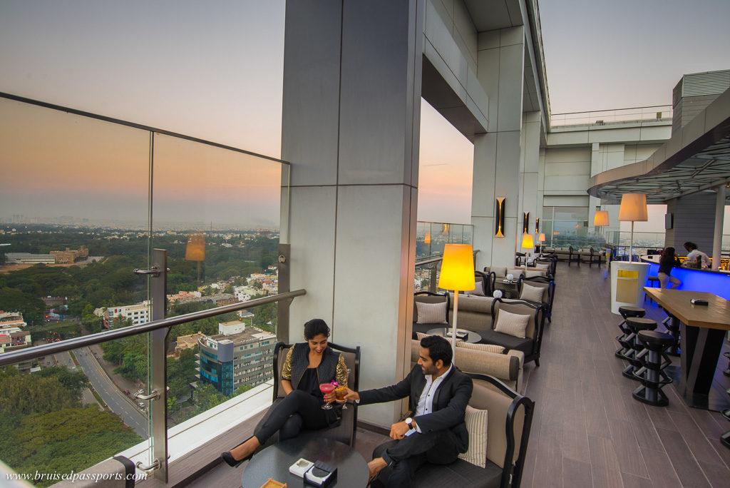 Hype Bar at Shangri La Bengaluru