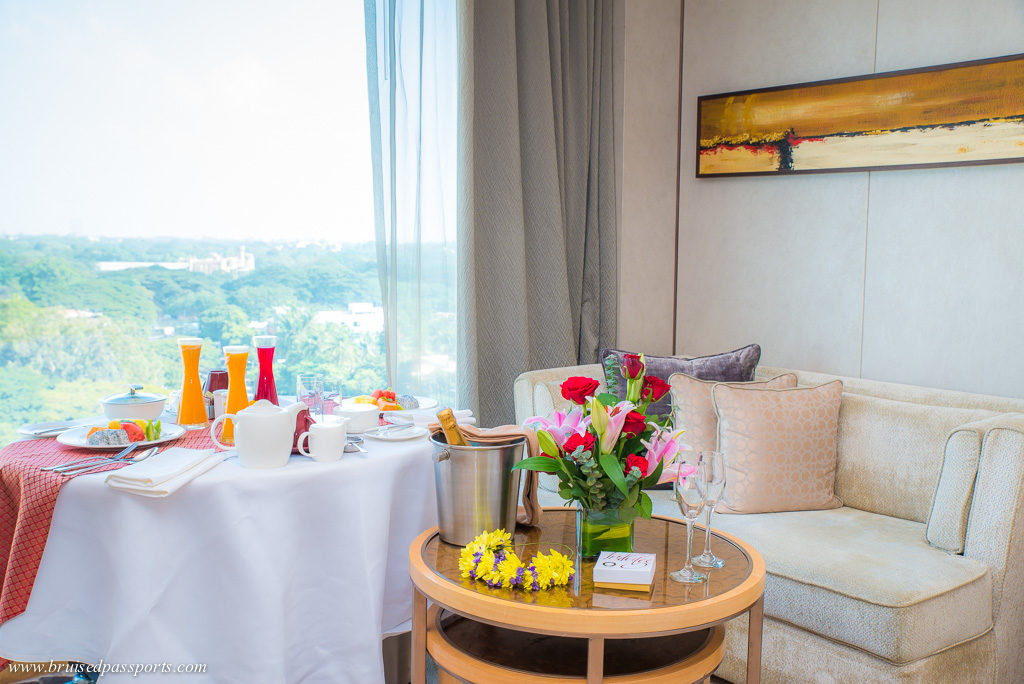 Romantic staycation at Shangri La Bengaluru