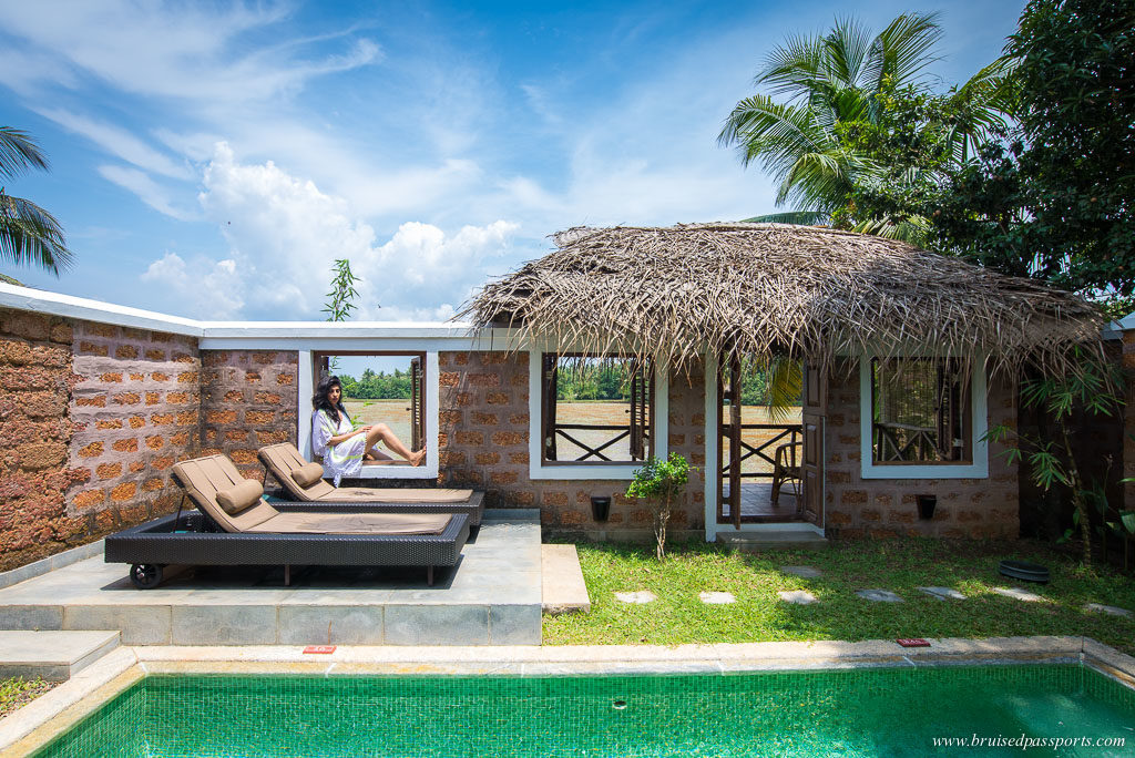 CGH coconut lagoon deluxe pool villa bakwaters