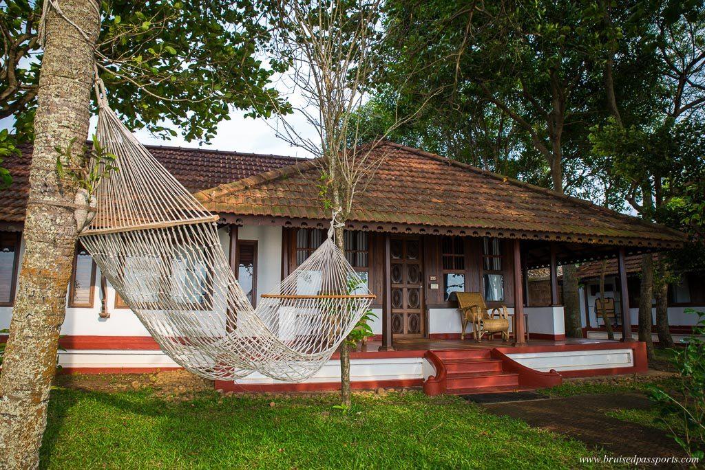 cgh coconut lagoon Kerala deluxe villa
