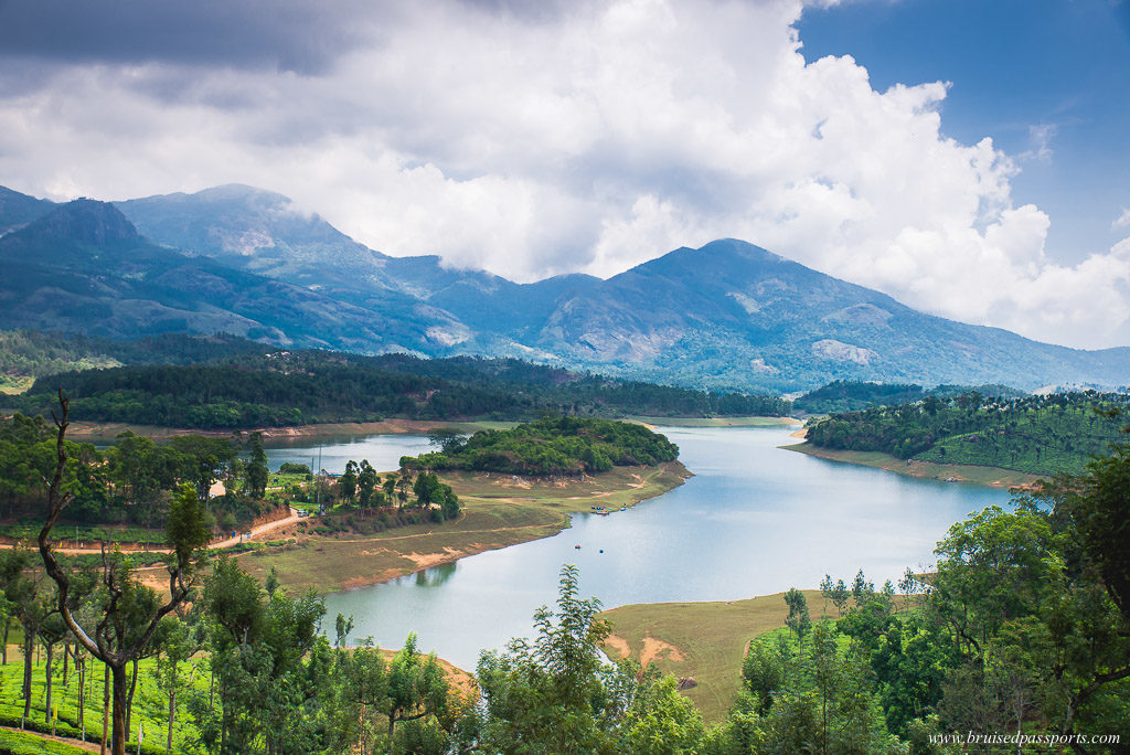 Anayirankal Dam and Lake road trip kerala