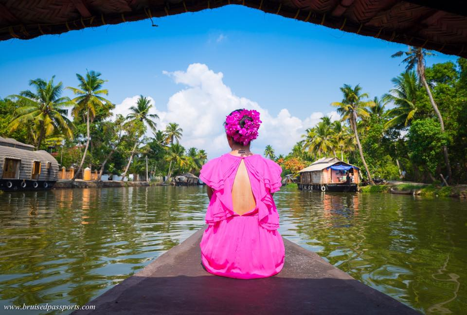 Spice Coast Cruises Houseboat Kerala Backwaters
