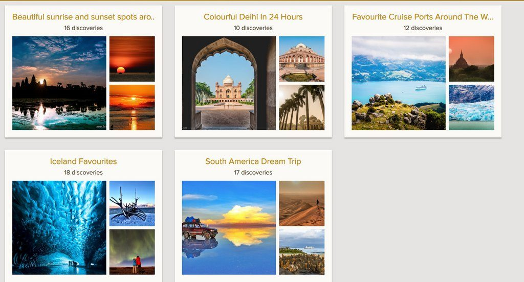 Using trover to discover the world-2