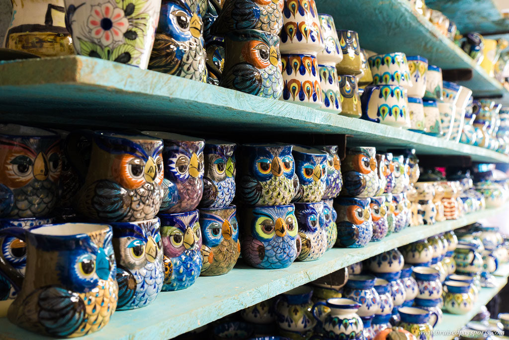 San Antonio Handicrafts and ceramics