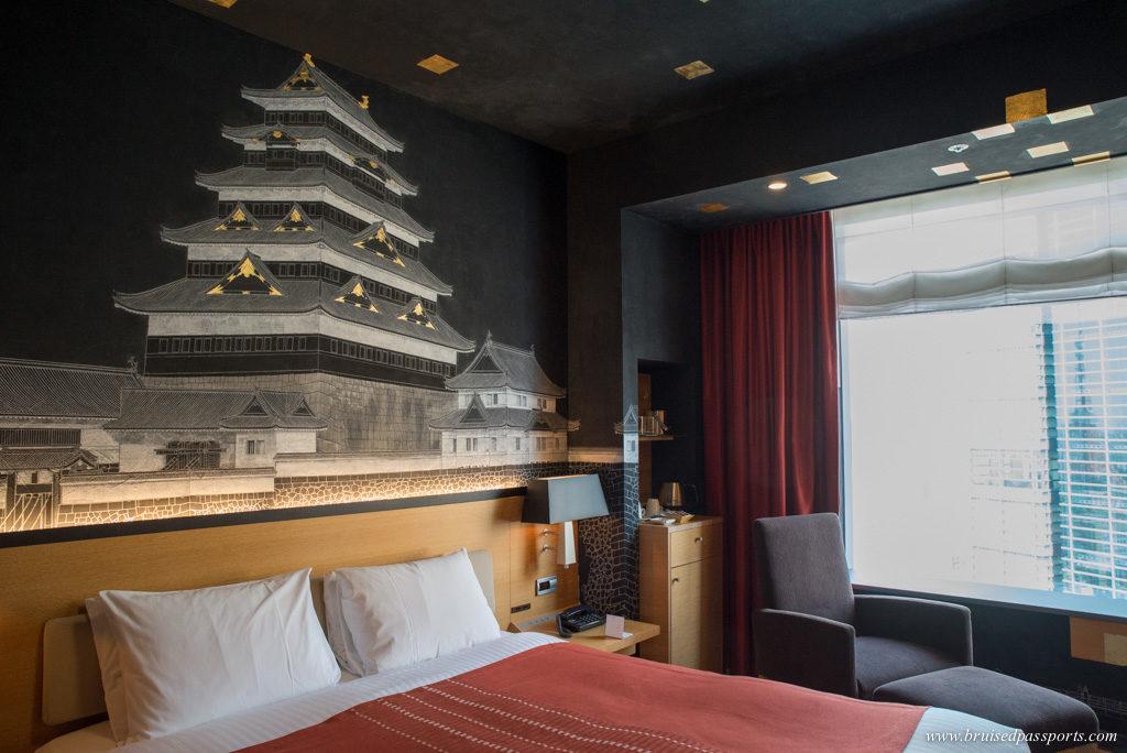 artist room in Park Hotel Tokyo