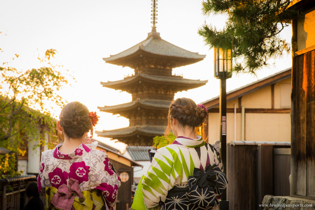 Machiya Maya in the heart of Gion