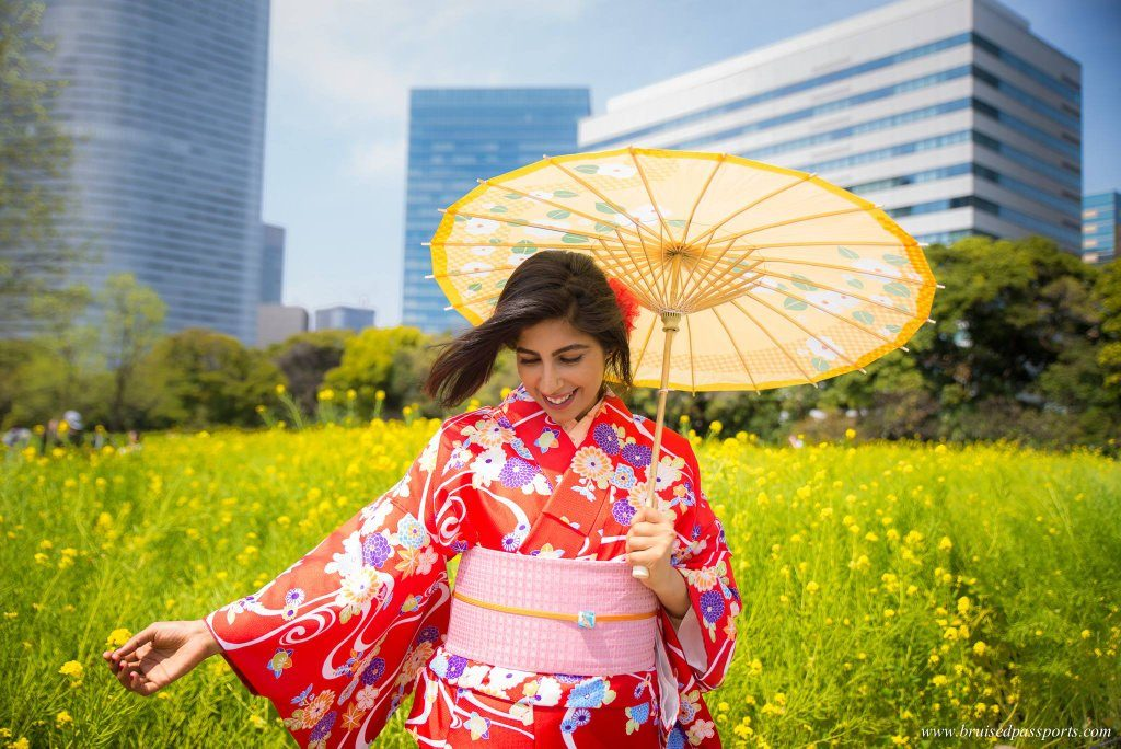 rent a kimono girl tokyo