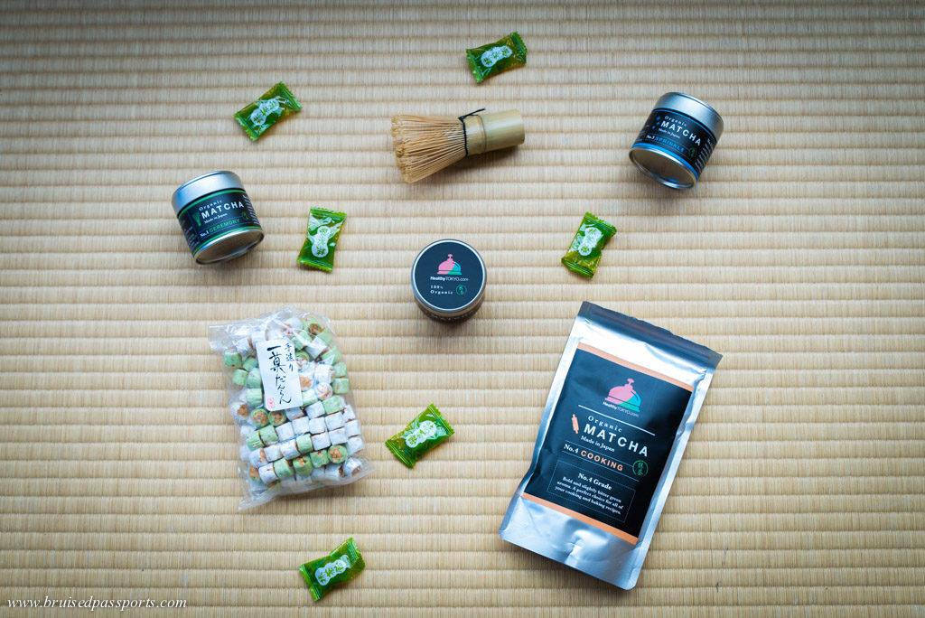 Healthy Tokyo organic matcha