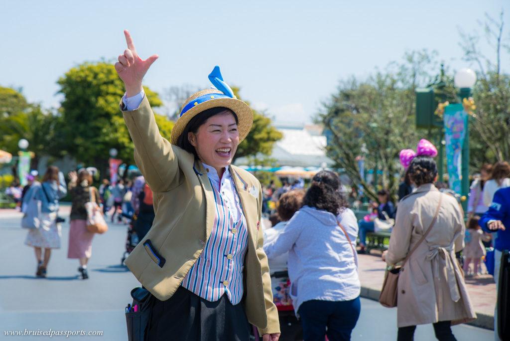 Disneyland tokyo happiest place on earth