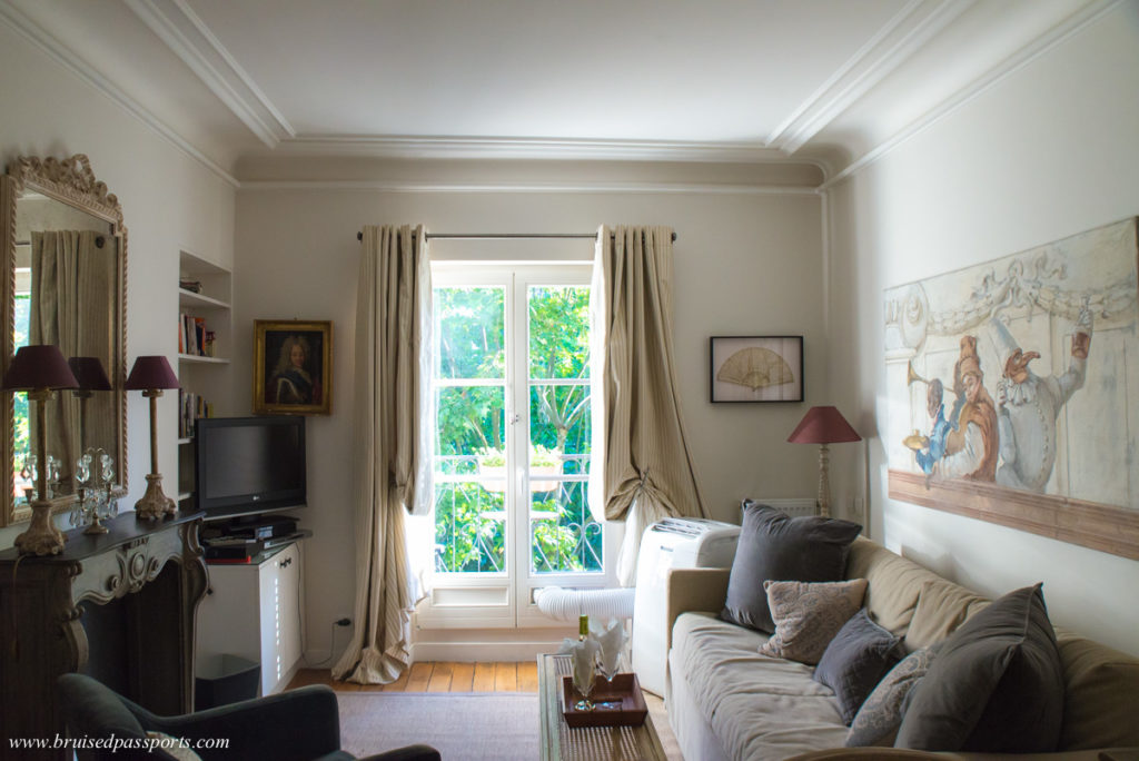 paris perfect apartment rental