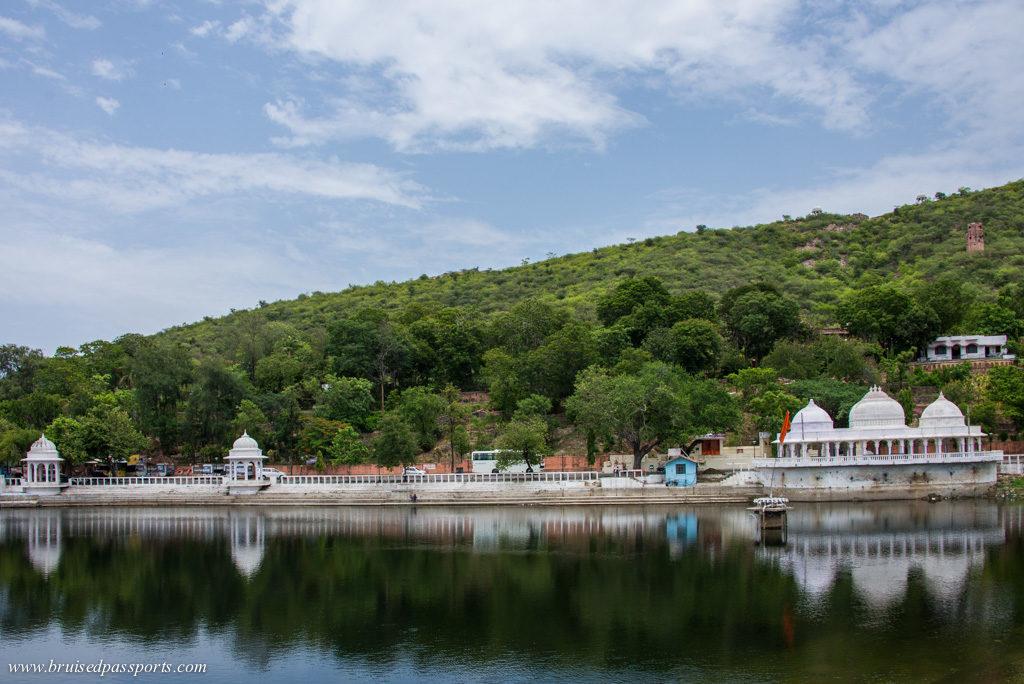Doodh talai pond Udaipur