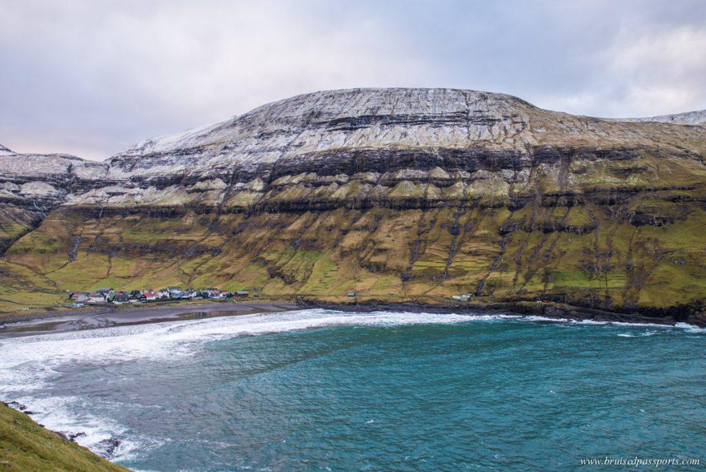 Tjørnuvík - Northernmost village in Streymoy