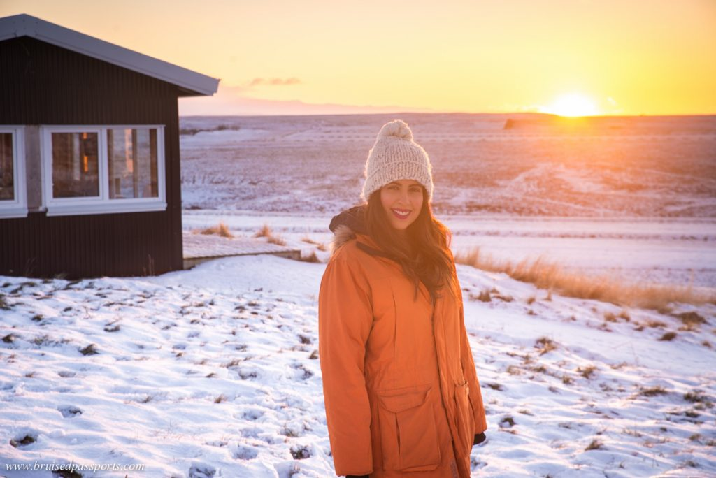 packing for iceland road trip in winter