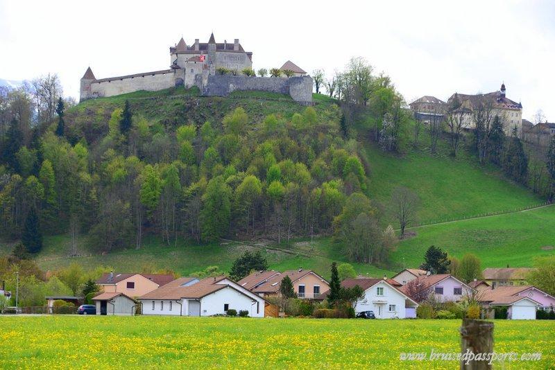 Day trip from Geneva Gruyeres