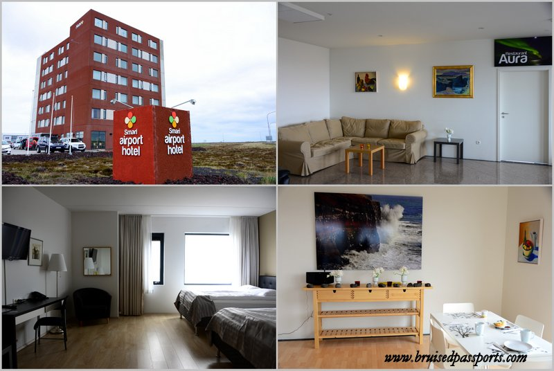 airport hotel near Iceland airport