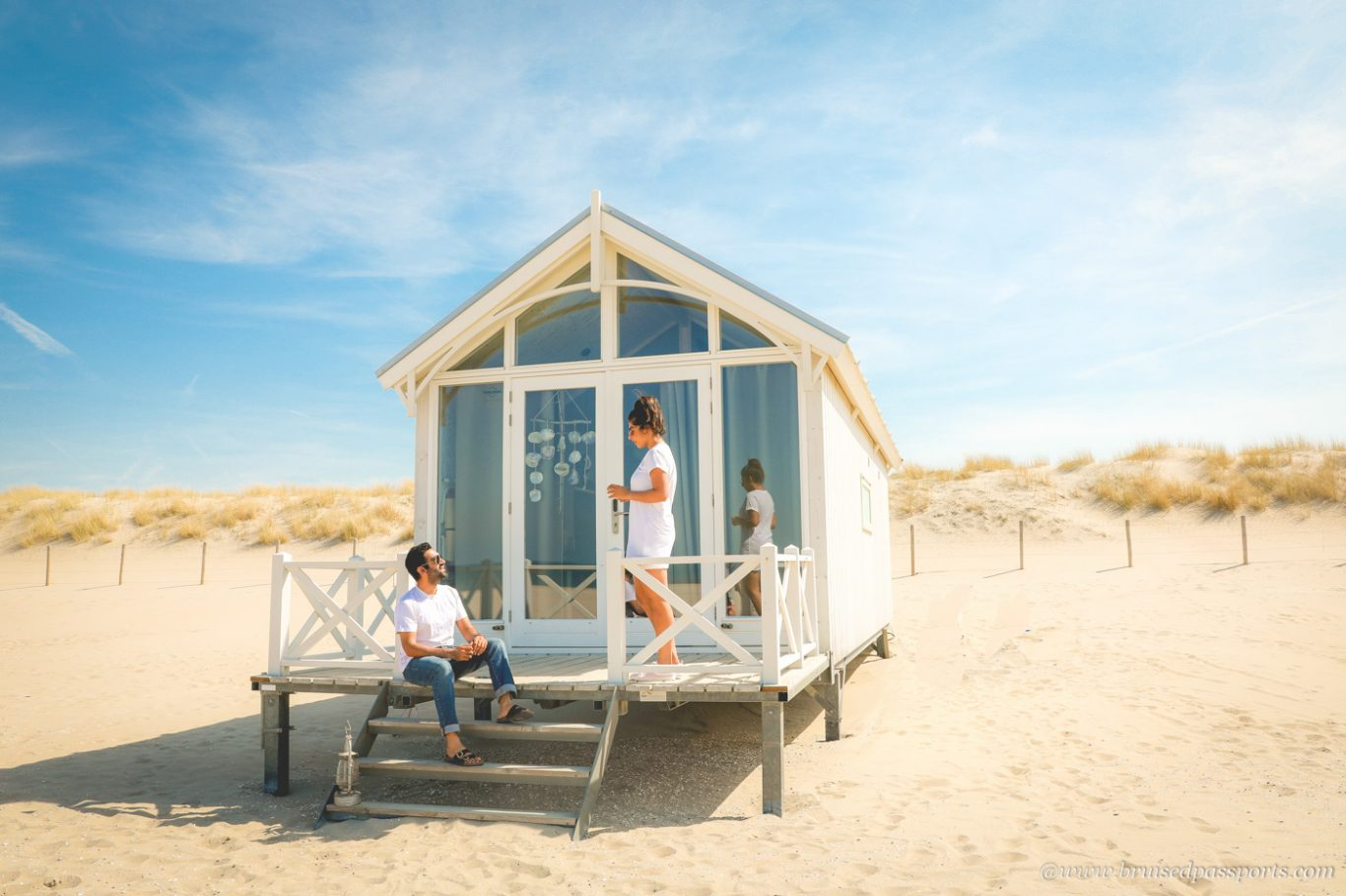 Beach House in The Hague Netherlands