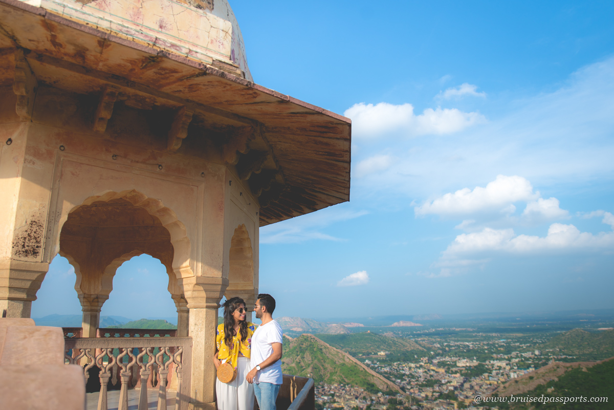 Jaigarh Fort Couple Things to do in Jaipur