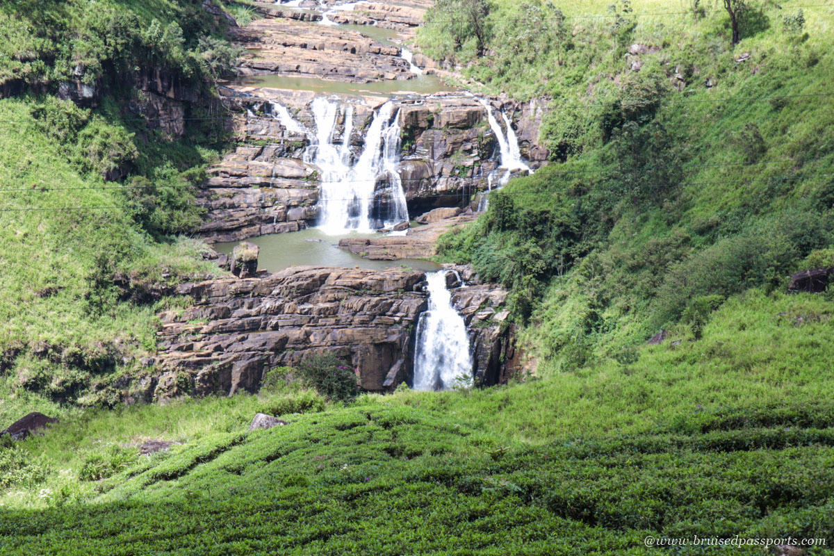 St. Claire's waterfall Sri Lanka