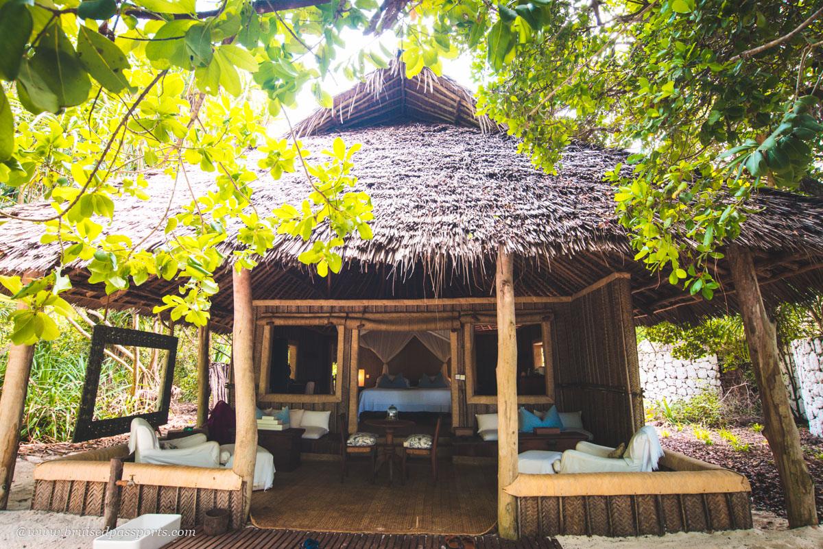 AndBeyond Mnemba villa