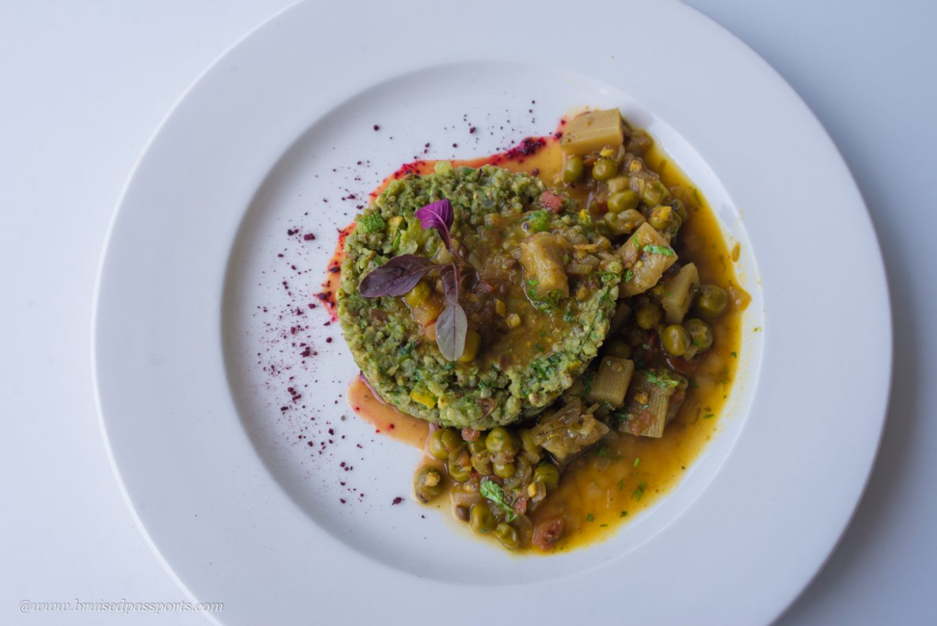 healthy meals with quinoa and bitter gourd at Hilton Shillim