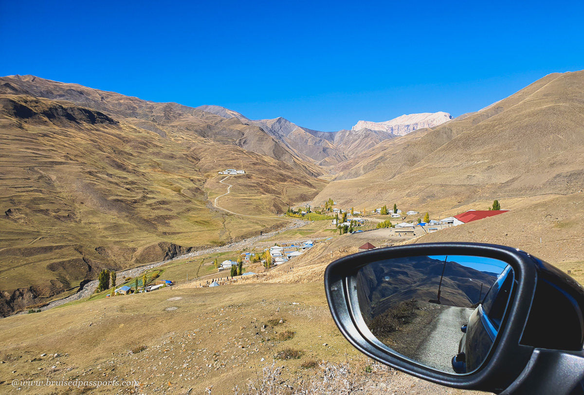 Xinaliq village northernmost in Europe